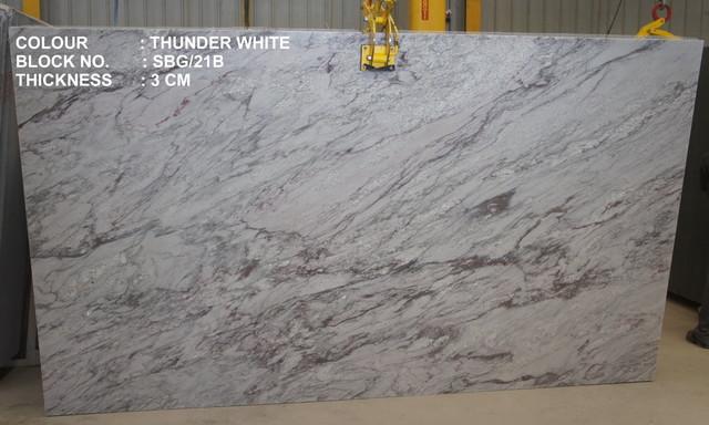 Thunder White