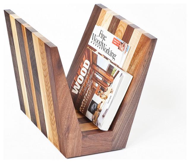 Magazine Rack by Cherrywood Studio