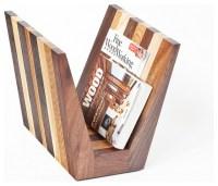 Magazine Rack by Cherrywood Studio - Contemporary ...