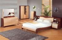 Elegant Wood Elite Modern Bedroom Sets with Extra Storage