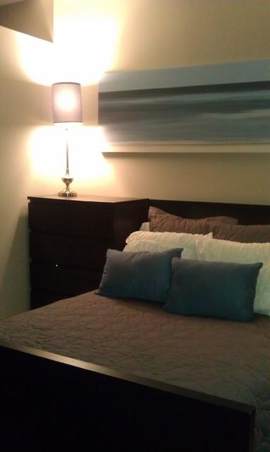 Sangamon Zen Tranquil Bedroom