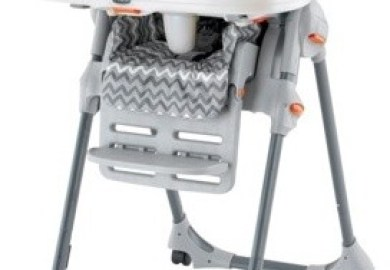 Chicco High Chair Chevron