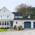 Do you know the name of the paint color on the garage and front doors