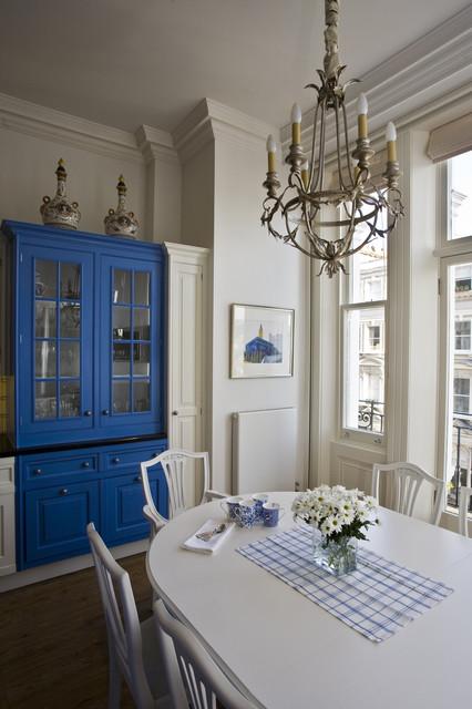Adrienne Chinn Design traditional kitchen