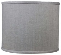 Tall Drum Lamp Shades Grey - Bing images