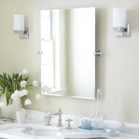 Hayden Tilting Bath Mirror - Traditional - Bathroom ...