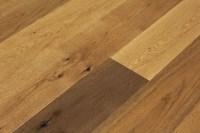 "French Oak Honey Wood Floor Sample, 8""x6"" - Traditional ..."