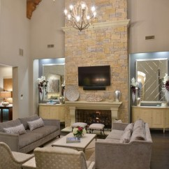 Window Treatments For Formal Living Room Warm Colors Luxury Residence, Family Southlake Texas By Carrie ...