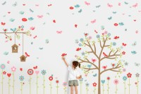 Springville Wall Decals - Modern - Kids Wall Decor - by Mike