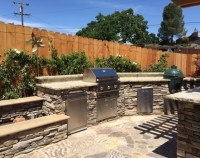 Walnut Creek_Outdoor BBQ Equipment - Traditional ...
