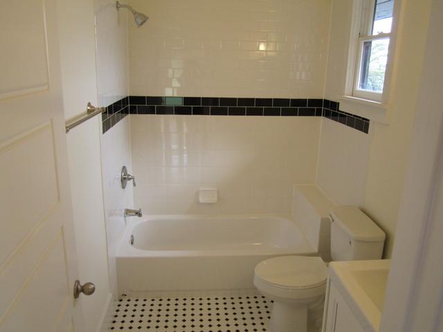 Vintage white ceramic bathroom  Bathroom  san diego  by