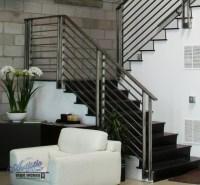 Interior Railings - Contemporary - Staircase - las vegas ...