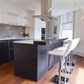 Condo kitchen contemporary kitchen toronto by biglarkinyan