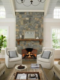Gas Fireplace vs. Woodburning Fireplace - How to Nest for ...