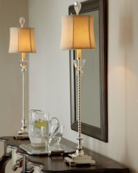 Sherise Buffet Lamp - Traditional - Lamp Shades - by Horchow