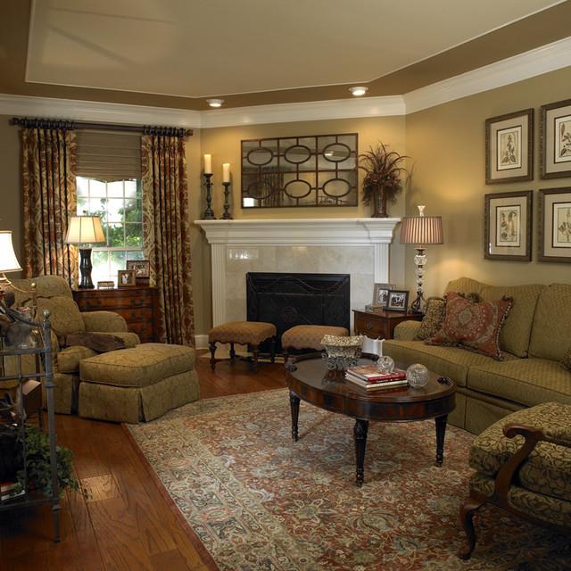 Living rooms on Pinterest  Corner Fireplaces Family Room