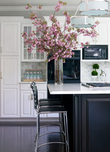 Modern Classic Interiors  Modern  Kitchen  new york