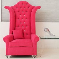 Princess Chair by H Studio - Contemporary - Armchairs And ...