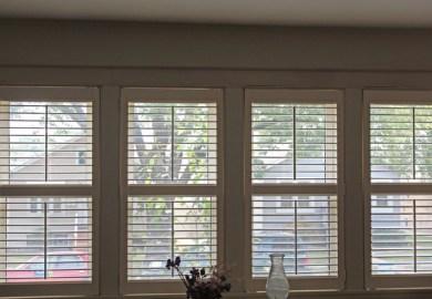 Craftsman Bungalow Window Treatments