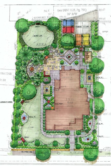 typical residential projects