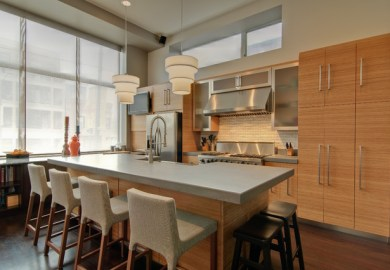 Bamboo Kitchen Cabinets Chicago