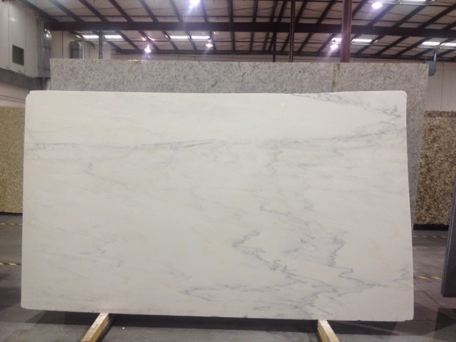 Alabama White Marble  Kitchen Countertops  birmingham  by Pacific Shore Stones