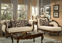 Traditional Sofa sets/Living room sets
