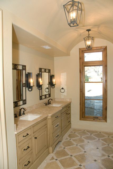 Bathroom Cabinets Mirrors Spanish Colonial Revival
