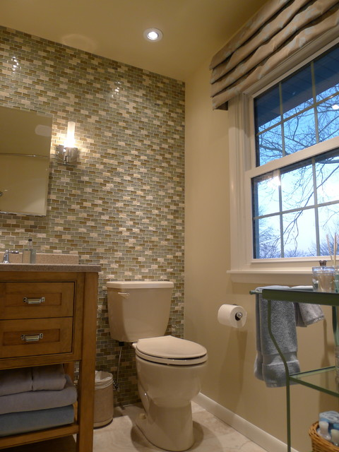 Hall bathroom  Traditional  Bathroom  indianapolis  by