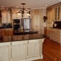 Glazed kitchen cabinets atlanta by kbwalls