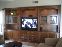 Entertainment Centers and Wall Units - Traditional ...