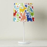 Otomi Printed Table Shade - Eclectic - Lamp Shades - by ...