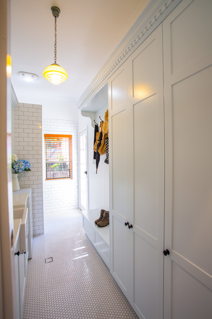 kitchen remodelers stonewall jam hampton style laundry - traditional room ...