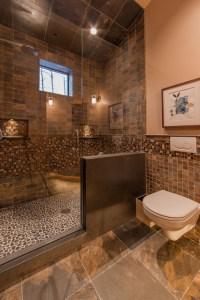 Hinman Creek - Rustic - Bathroom - denver - by Kelly ...