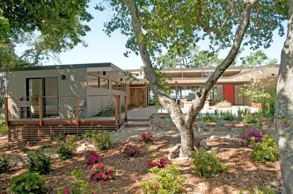 1954 mid century ranch home