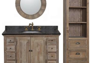 Rustic Bathroom Vanities Houzz