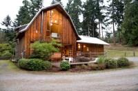 Barn Conversion rustic-exterior