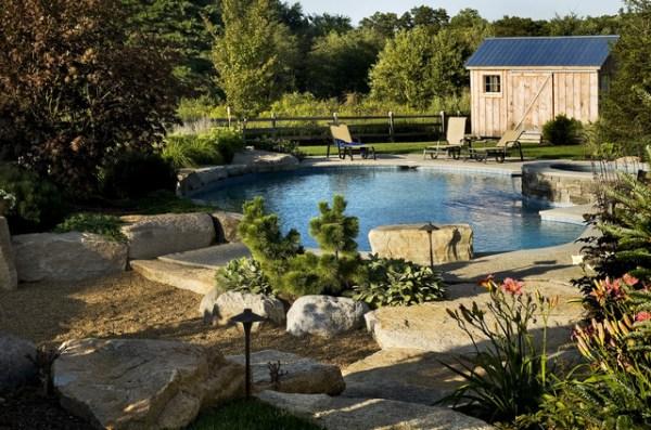 staycation - farmhouse pool