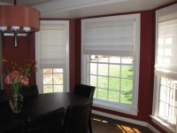 Roman Shades - Contemporary - Dining Room - seattle - by ...
