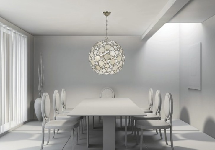 Modern Black Dining Table