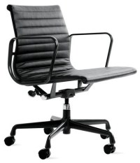 Eames Aluminum Management Chair- Powder-Coated Frame ...