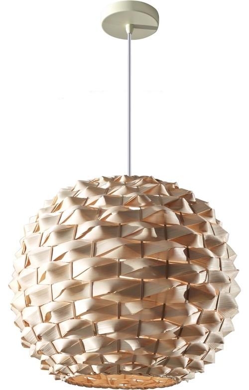 decoracion-ecologica-con-bambu-lampara-techo