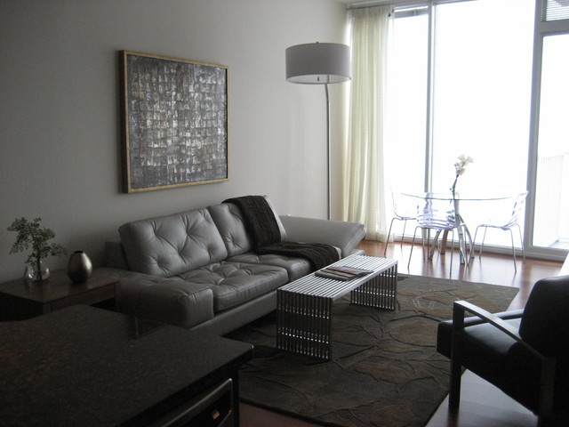 High Rise Condo In Downtown Raleigh Contemporary