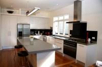 Modern simple style kitchen, Pt Chevalier, Auckland 2013 ...