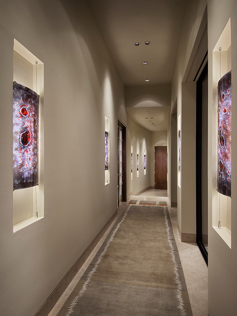 Hallway Gallery  Contemporary  Hall  phoenix  by