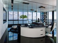 Home Office Living Room - Modern - Home Office - miami ...