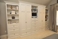 Master Bedroom Storage - Contemporary - Bedroom - san ...