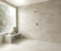 Bello Onyx Polished Porcelain Tile - Contemporary ...
