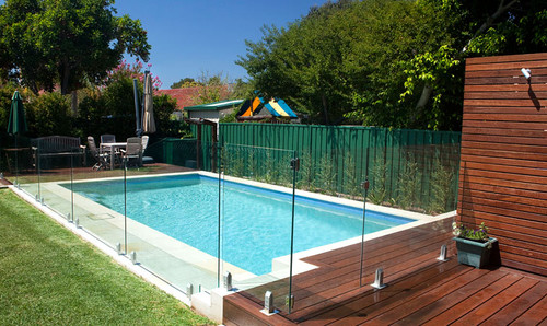 pros cons of glass fencing
