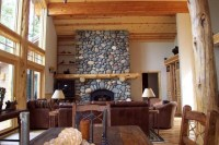 House design- Tahoe mountain lodge style - Traditional ...